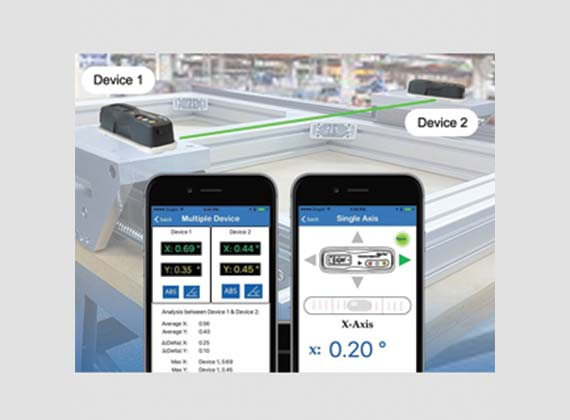 Digital Machinist Level Level application