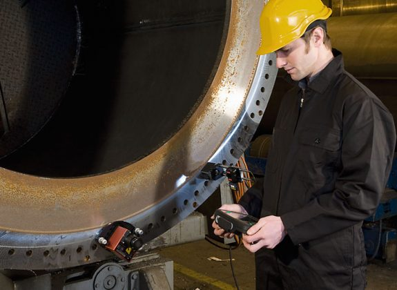E910 flange in action