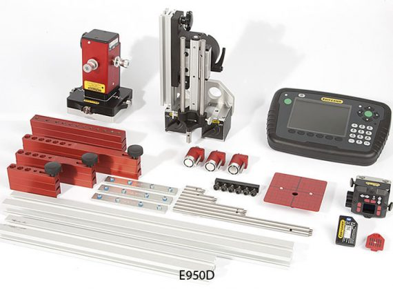 E950 Bore alignment system image