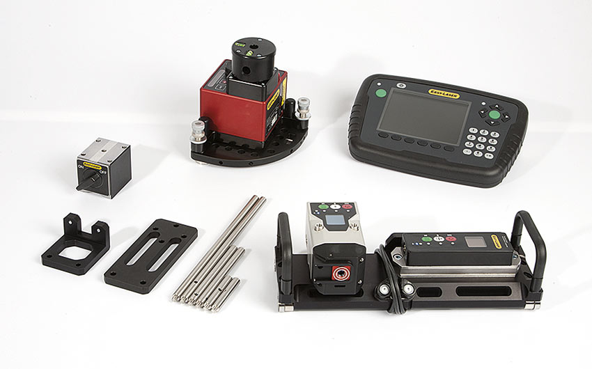 Roll Alignment Tool E975 system parts