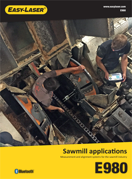 e90 sawmill alignment tool english brochure