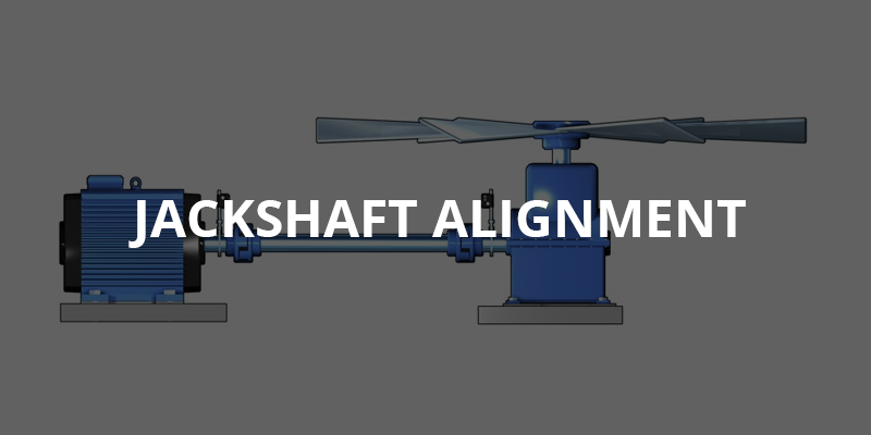 Jack shaft Alignment blog