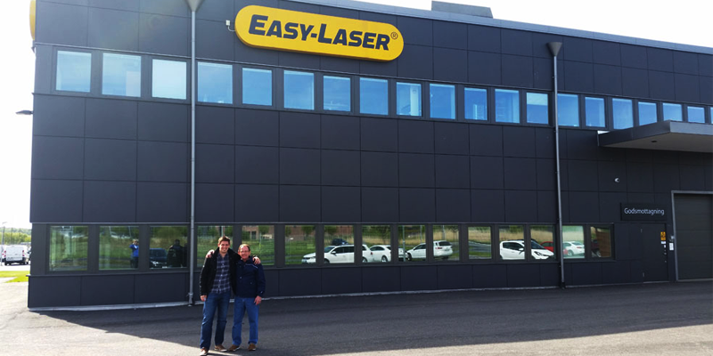Easy-Laser Training
