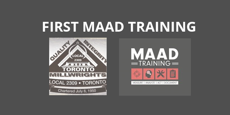 frist maad training