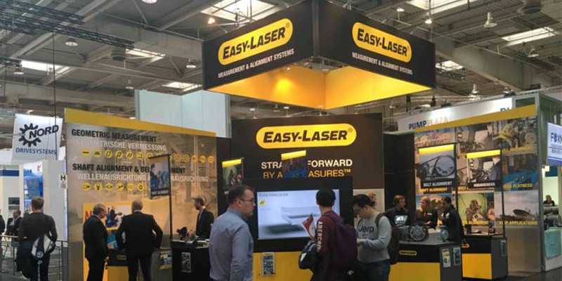 New Easy-Laser E720 Shaft & Geo combo system now available!