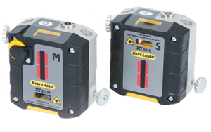 Easy-Laser announces the new XT alignment series!