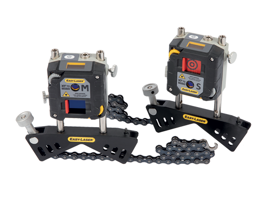 xt770 shaft alignment tool heads